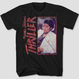 Vintage Michael Jackson Thriller T-Shirt